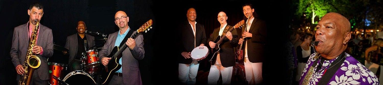 להקה ברזילאית לטינית לחתונות ואירועים - בוסה טריו